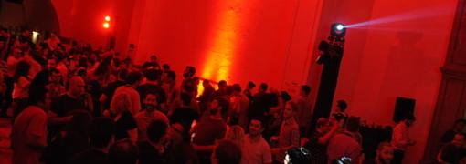 """Wikimania 2015 Reception at Laboratorio Arte Alameda - 02"" by Jarek Tuszynski - Own work. Licensed under CC BY 4.0 via Wikimedia Commons."